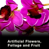 Artificial Flowers Foliage and Fruit