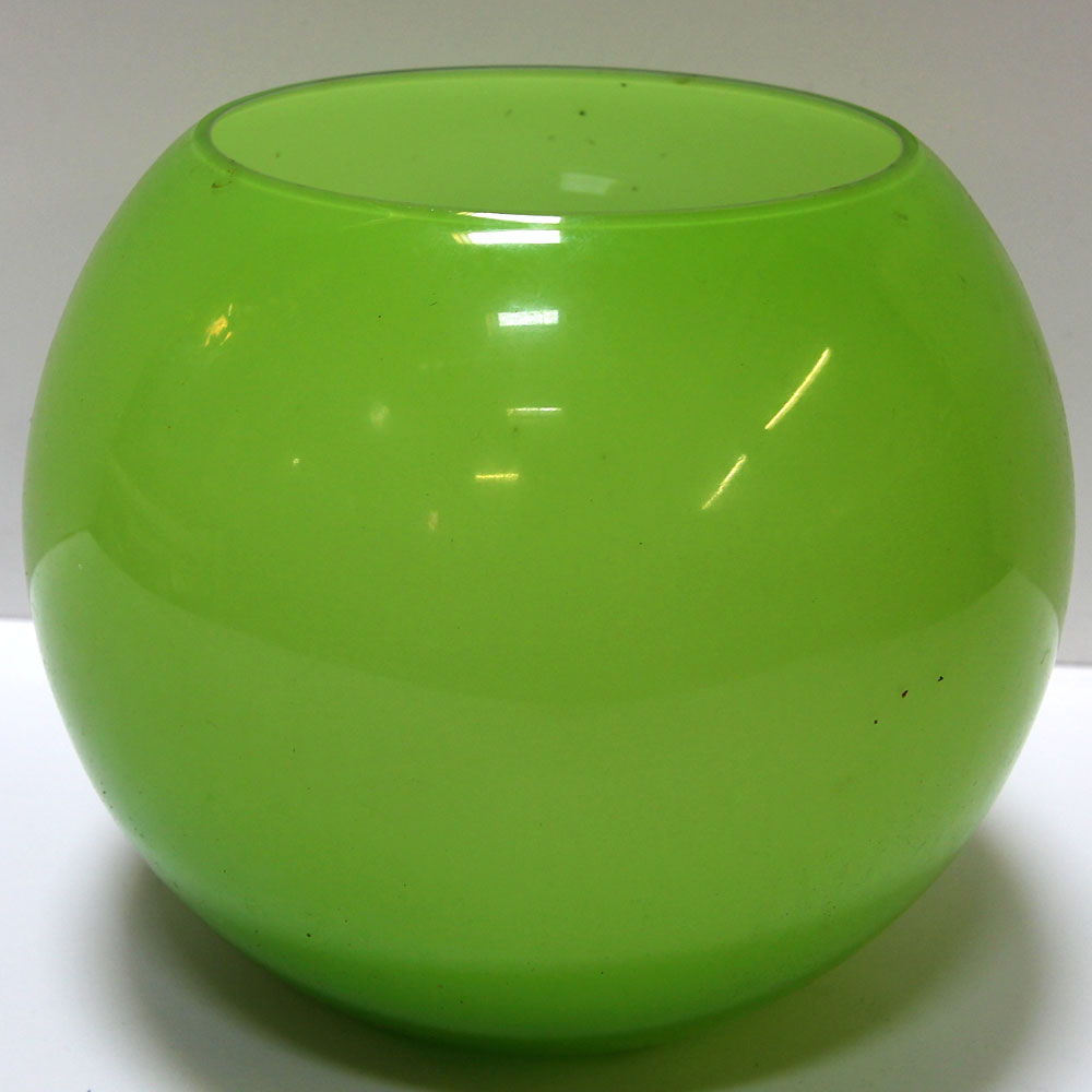 the vintage img home joyful vase vases products glass company green vas