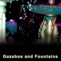 Gazebos and Fountains
