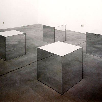 Mirrored Cubes