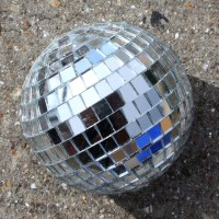 Mirrorball Baubles