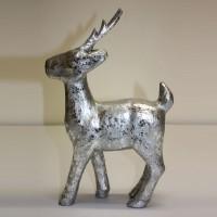 Silver Reindeer