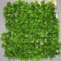 Green Foliage Squares