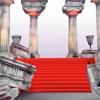 Greek Temple / Roman Columns