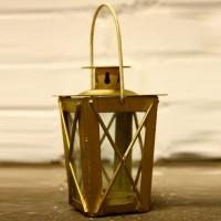 Small Gold Lantern