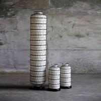 Tall Round Lantern