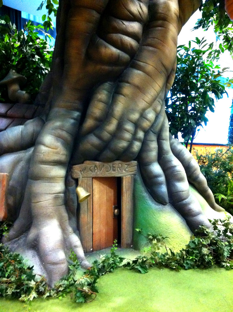 Winnie The Pooh S Tree House Ten And A Half Thousand Things