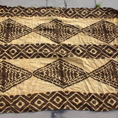 African Fabrics - Diamond Stripes