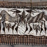 African Fabrics - Gazelles