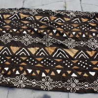 African Fabrics - Square