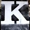 Giant Letter K