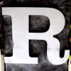 Giant Letter R