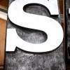 Giant Letter S