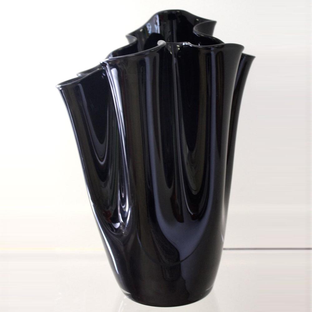 Black glass handkerchief vase ten and a half thousand things black glass handkercheif vase reviewsmspy