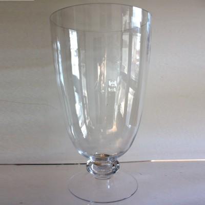Clear Glass Vase / Storm Lantern