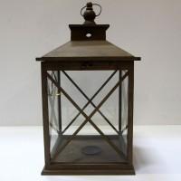 Wooden Lantern