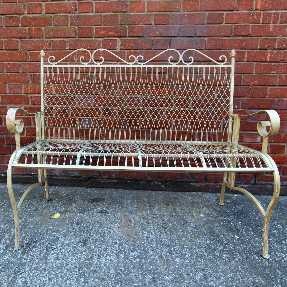 Wrought Iron Bench Uk 28 Images Savonarola Bronze Wrought Iron Hall Bench The Winchester